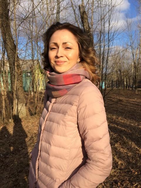 Наталья, Россия, Пермь, 40 лет