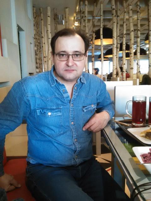 Кирилл, 49 лет