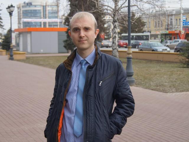 Петр, Россия, Тамбов, 30 лет
