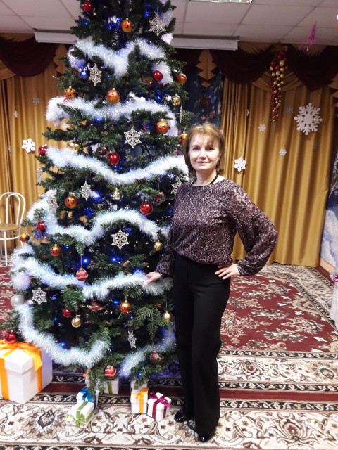 Марина, Россия, Москва, 53 года