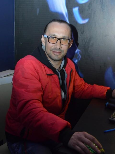 тарас, Украина, Енакиево, 46 лет