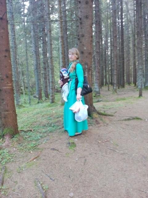 Елена, Россия, Егорьевск, 35 лет