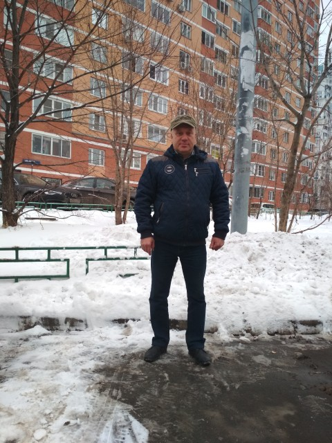 Владимир, Россия, Зеленоград, 54 года