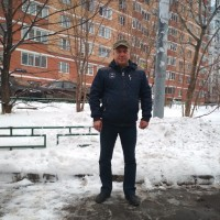 Владимир, Россия, Зеленоград, 56 лет