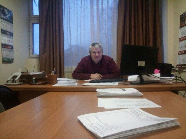 Рафаэль, Россия, Чехов, 42 года