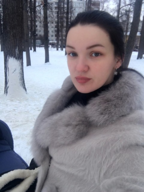 Анна, Россия, Павловский Посад, 30 лет