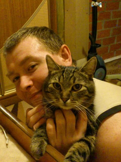 Александр Строев, Россия, Ливны, 39 лет