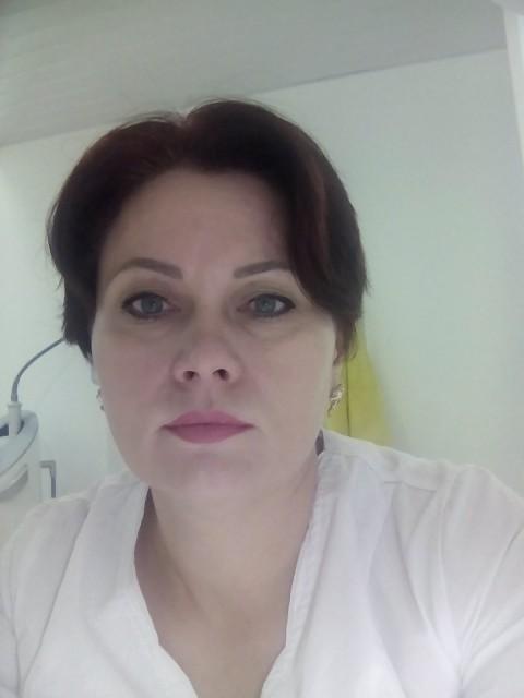 Евгения, Россия, Химки, 47 лет