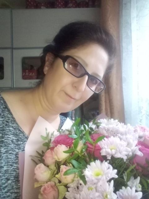 Ирина Киселева (Закирова), Россия, г. Кохма (Ивановский район), 52 года, 1 ребенок. Познакомиться с девушкой из Россия, г. Кохмы (Ивановского район)