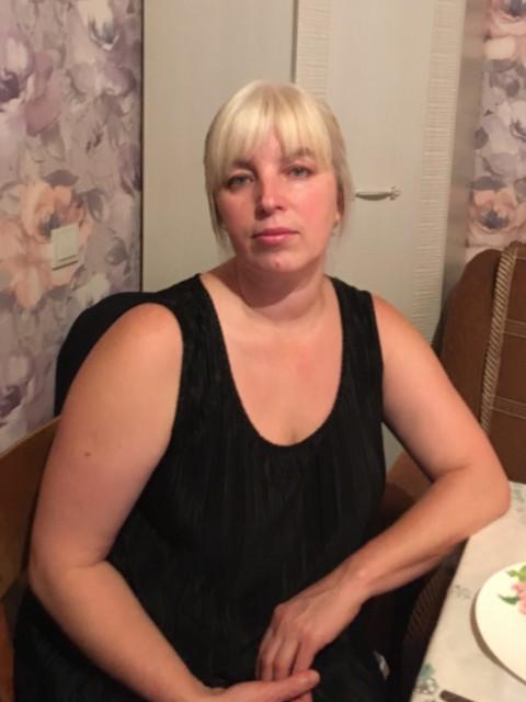 Людмила, Россия, Домодедово, 50 лет