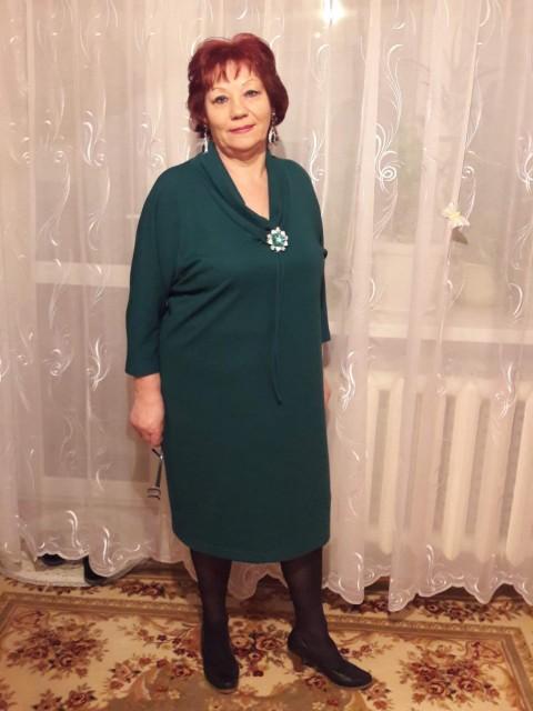 Ольга Романова (Харламова), Россия, Кольчугино, 68 лет, 2 ребенка. Хочу найти мужчину от 60 до 70 лет, умного, без материальных проблем, нежного, ласкового для серьёзных отношени