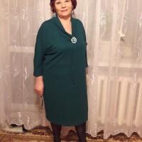 Ольга Романова (Харламова), Россия, Кольчугино, 71 год