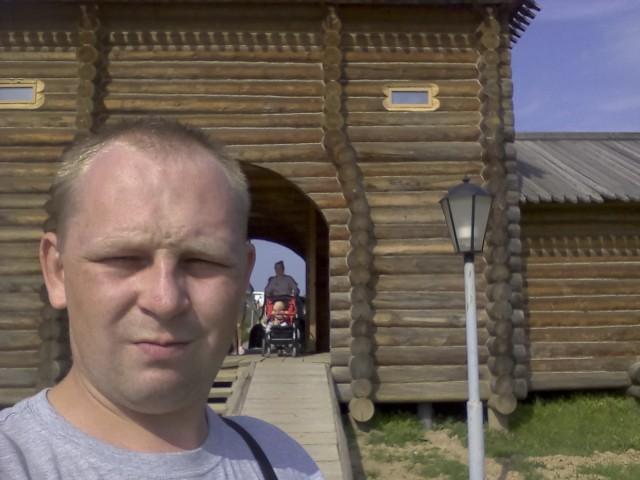 Юрий, Россия, Киржач, 26 лет