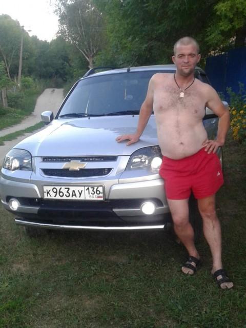 Андрпй, Россия, Нововоронеж, 35 лет
