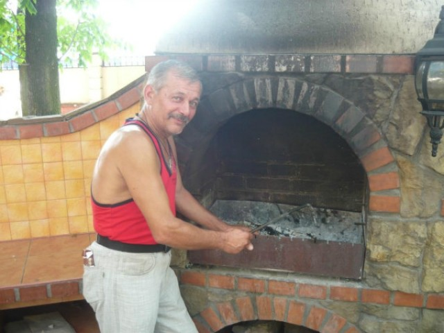 Александр Шипилов, Россия, Острогожск, 54 года