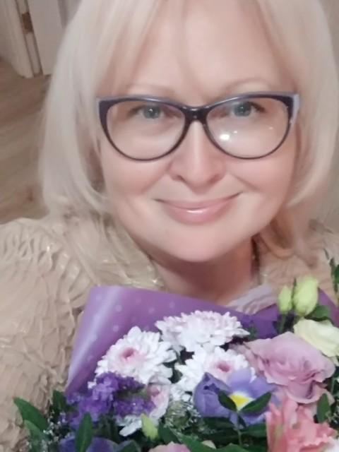 Татьяна, Россия, Ярославль, 53 года