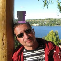 Роман Савин, Россия, Кострома, 43 года
