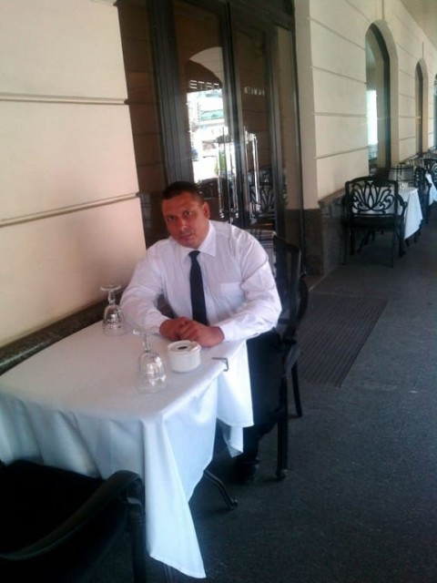 Сергей, Россия, Воскресенск, 44 года