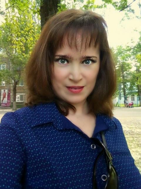 Людмила, Россия, Ярославль, 39 лет