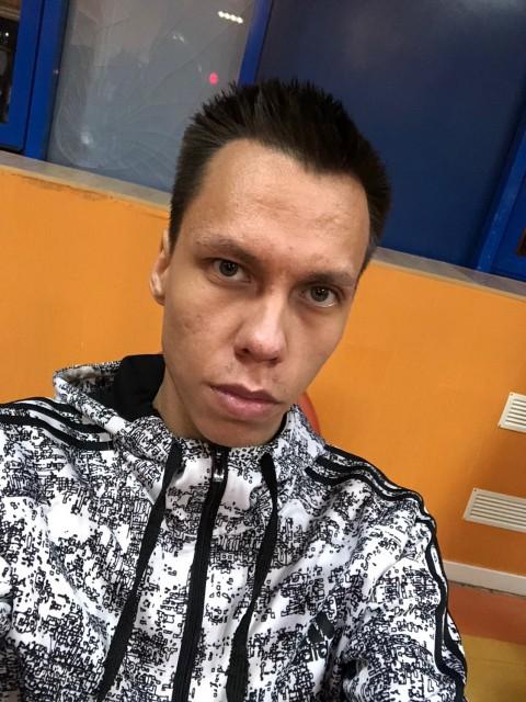 Кирилл Слапогузов, Россия, Москва, 24 года