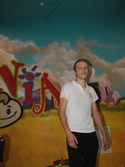 Виктор Артемич, Россия, Сергиев Посад, 21 год