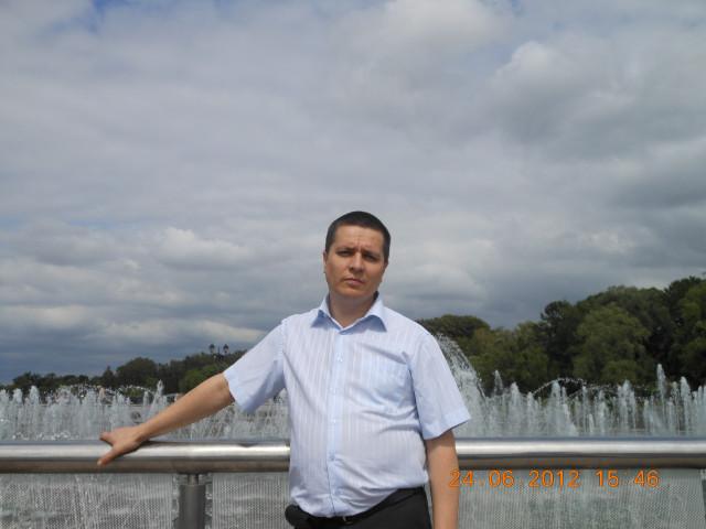 Владимир, Россия, Чехов, 47 лет. Хочу найти Добрую, нежную, ласковую...