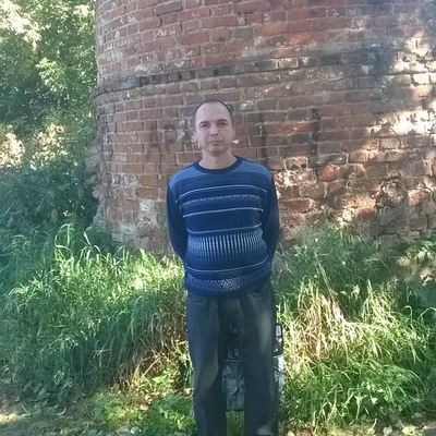 Александр Камалов, Россия, Смоленск, 45 лет