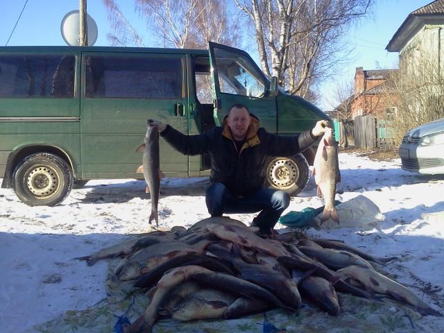 Дмитрий Карчин, Россия, Ярославль, 41 год