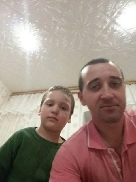 СЕРГЕЙ, Украина, Токмак, 34 года