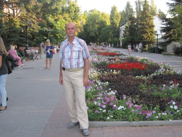 Сергей, Россия, Москва, 50 лет