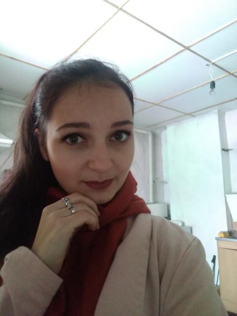Оксана, Россия, Липецк, 25 лет