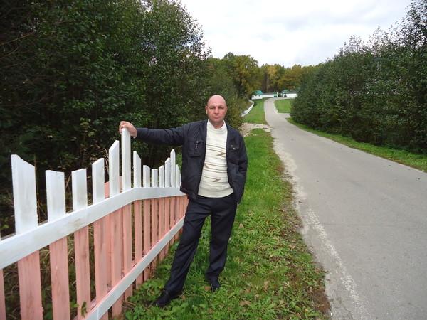 Сергей Ребриков, Россия, Скопин, 41 год