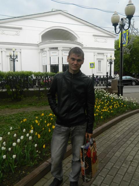Александр, Россия, Сергиев Посад, 36 лет
