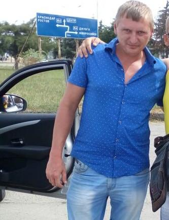 Юрий, Россия, Усть-Лабинск, 35 лет