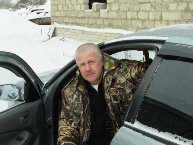 Леонид, Россия, Великий Новгород, 59 лет, 3 ребенка. Хочу найти Хочу встретить девушку до 50 лет, для создания семьи.