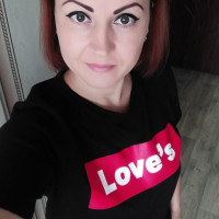Оксана, Россия, Бронницы, 41 год