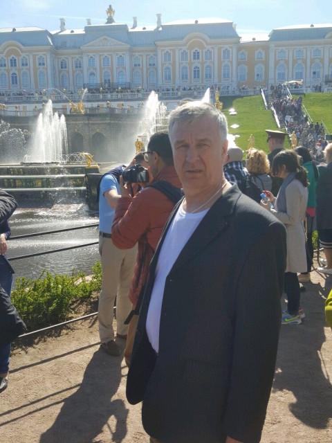 Михаил, Россия, Пущино, 60 лет