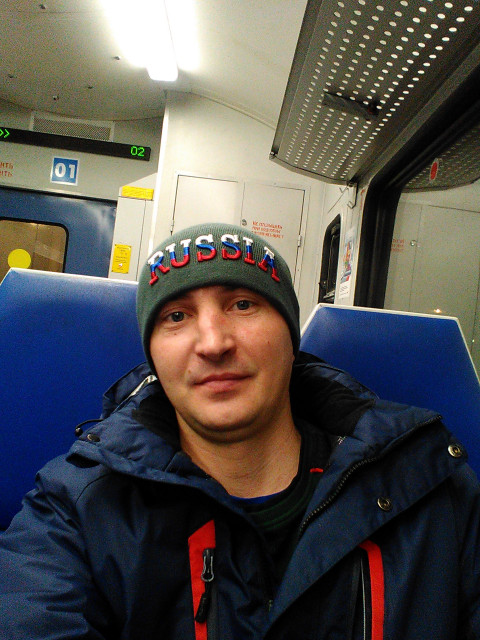 Николай, Россия, Москва, 34 года. Весёлый, аккуратный