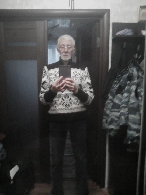 Владимир, Россия, Наро-Фоминск, 60 лет