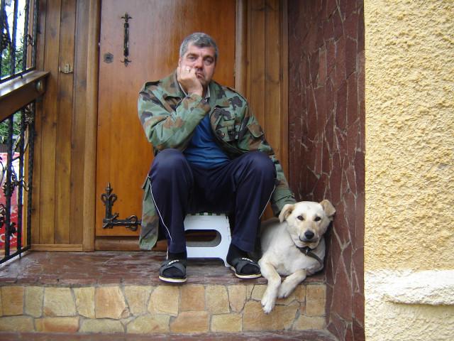 Станислав, Россия, Монино, 53 года