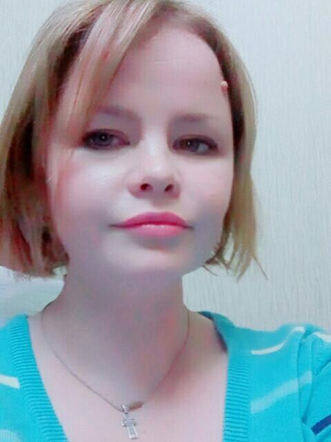 Наталья, Россия, Рыбинск, 35 лет