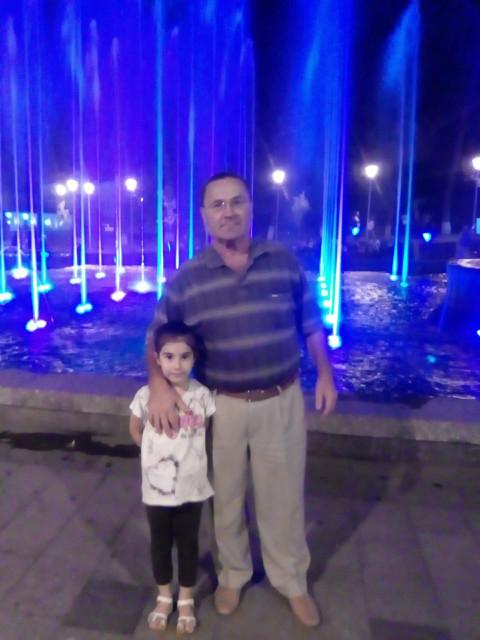 Серж, Армения, Капан, 58 лет