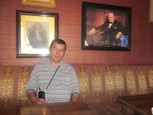Икром Нугманходжаев, Россия, Орёл, 52 года