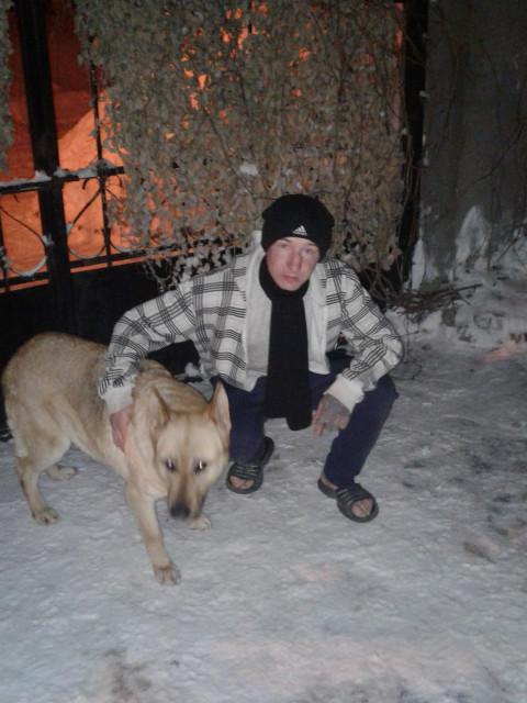 Макс, Россия, Воронеж, 30 лет