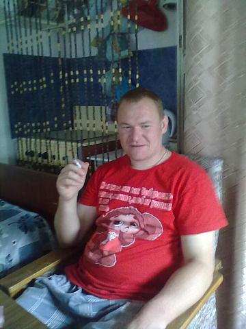 Михаил балабаеа, Россия, Трубчевск, 35 лет