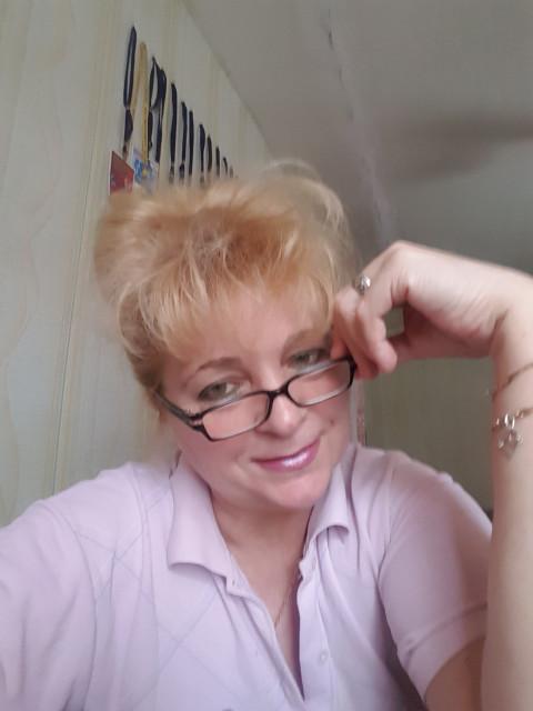 Валентина, Россия, Москва, 55 лет