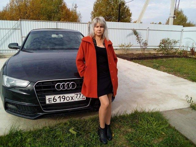 Фокша Людмила, Россия, Солнечногорск, 49 лет