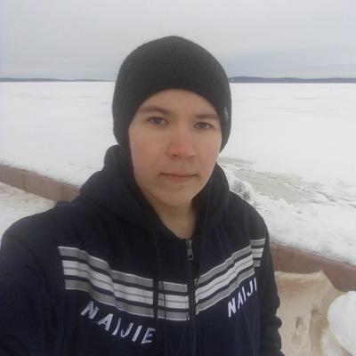 Ян Зайцев, Россия, Петрозаводск, 22 года