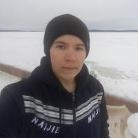 Ян Зайцев, Россия, Петрозаводск, 24 года