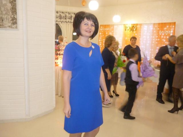 анна, Россия, Заволжск, 37 лет